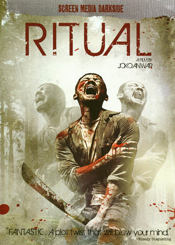 Ritual DVD Movie