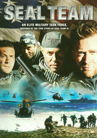 Seal Team (Screen Media) DVD Movie