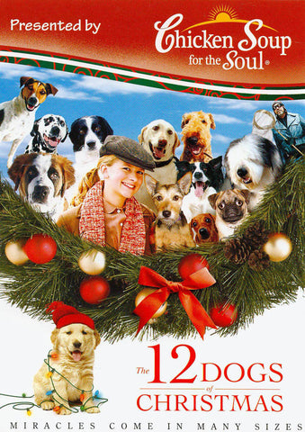 The 12 Dogs Of Christmas (Chicken Soup For The Soul) DVD Movie