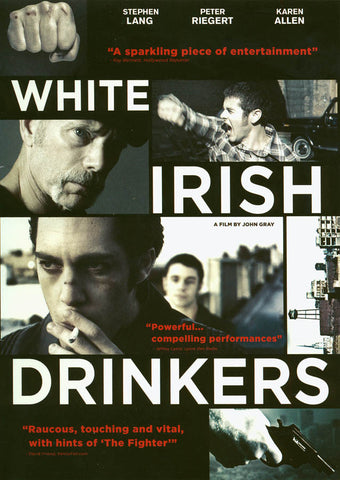 White Irish Drinkers DVD Movie