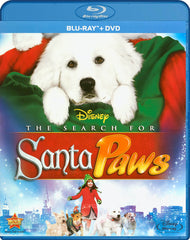 The Search For Santa Paws (Blu-ray + DVD Combo)