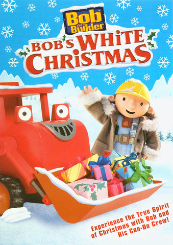 Bob The Builder - Bob's White Christmas DVD Movie