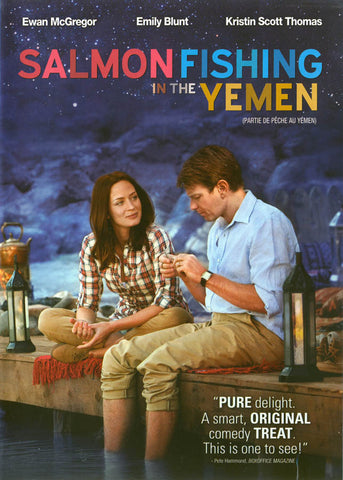 Salmon Fishing in the Yemen (Bilingual) DVD Movie