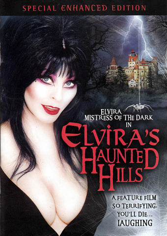 Elvira's Haunted Hills (Special Enhanced Edition) DVD Movie
