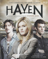Haven - The Complete Second Season (Blu-ray) (Boxset)