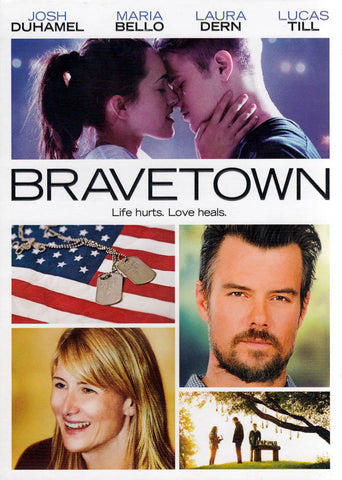 Bravetown DVD Movie