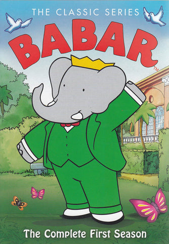 Babar : The Classic Series - The Complete First Season DVD Movie