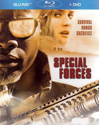 Special Forces (Blu-ray + DVD) DVD Movie