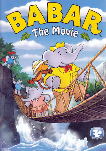 Babar - The Movie DVD Movie