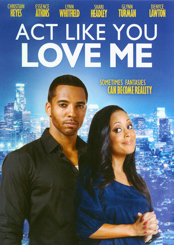 Act Like You Love Me DVD Movie