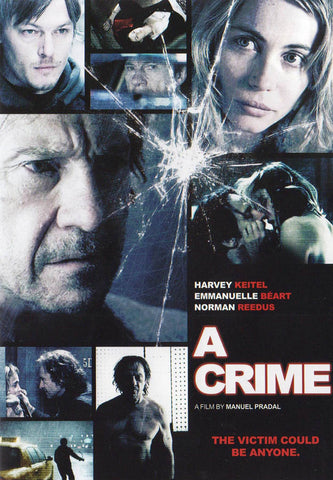 A Crime DVD Movie
