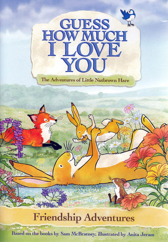 Guess How Much I Love You - Friendship Adventures DVD Movie