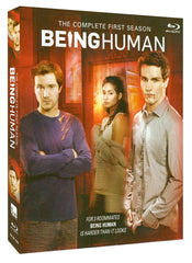 Being Human - The Complete First Season (Blu-ray) (Boxset)