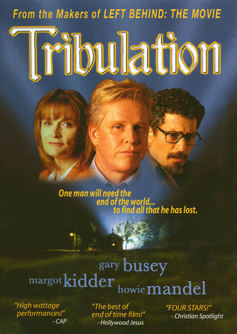 Tribulation DVD Movie
