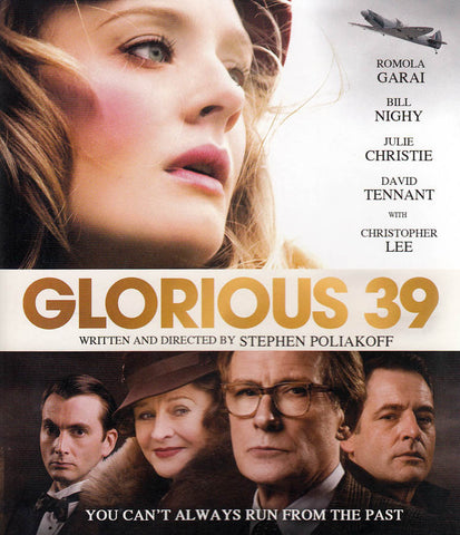 Glorious 39 (Blu-ray) BLU-RAY Movie