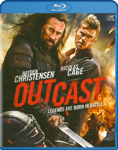 Outcast (Blu-ray) BLU-RAY Movie