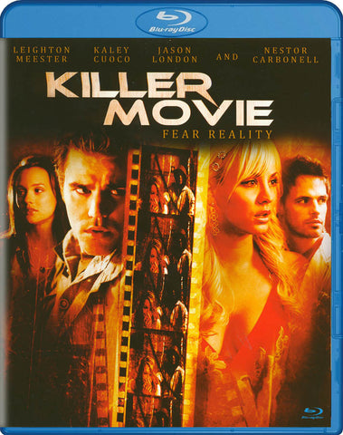 Killer Movie (Blu-ray) BLU-RAY Movie