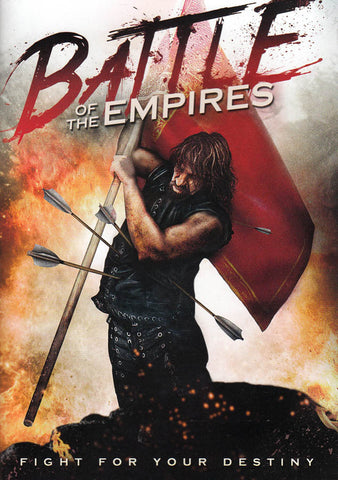 Battle of the Empires DVD Movie
