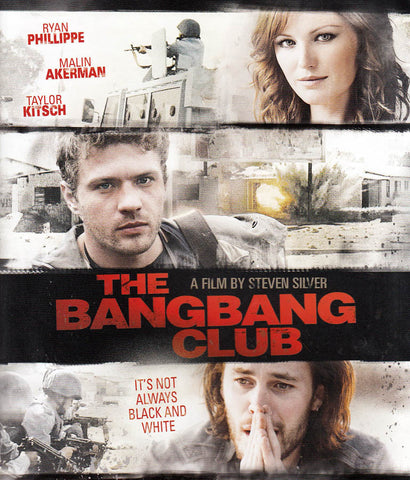 The Bang Bang Club (Blu-ray) BLU-RAY Movie