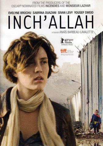 Inch'Allah DVD Movie