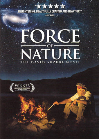 Force Of Nature - The David Suzuki Movie DVD Movie