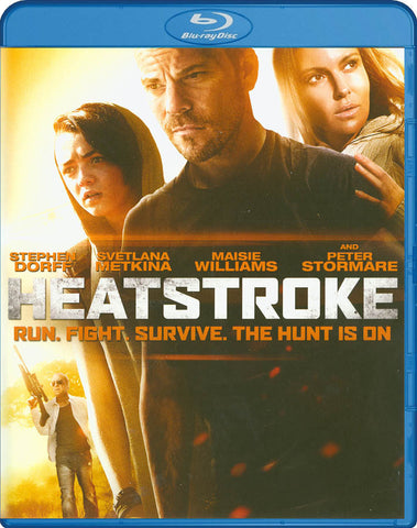 Heatstroke (Blu-ray) BLU-RAY Movie