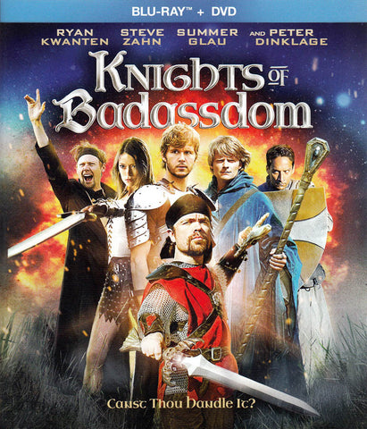 Knights of Badassdom (Blu-ray + DVD) DVD Movie