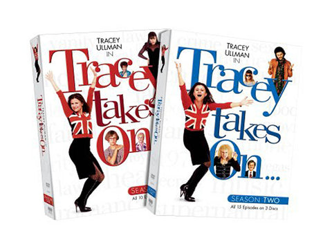 Tracey Takes On... Season 1 and 2 (Boxset) DVD Movie
