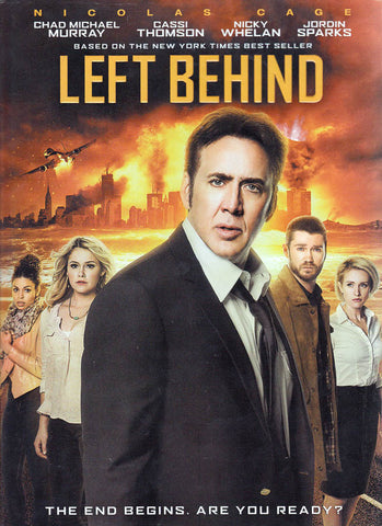 Left Behind DVD Movie