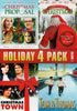 Holiday 4 Pack volume 1 DVD Movie