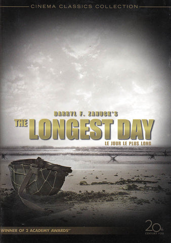 The Longest Day (Bilingual) DVD Movie