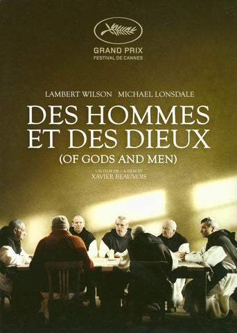Des hommes et des dieux (Of Gods and Men) DVD Movie