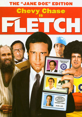 Fletch - The Jane Doe Edition DVD Movie
