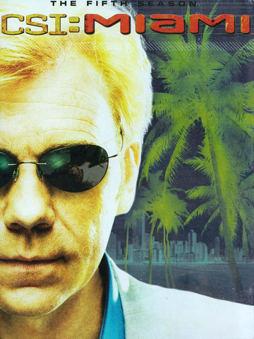 CSI - Miami - The Fifth Season (5th) (Boxset) DVD Movie