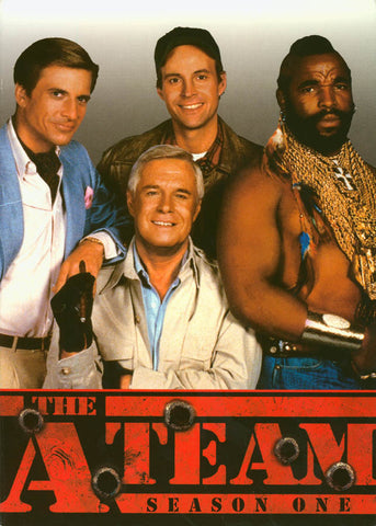 The A-Team - Season One (Thin Box) (Boxset) (CA Version) DVD Movie