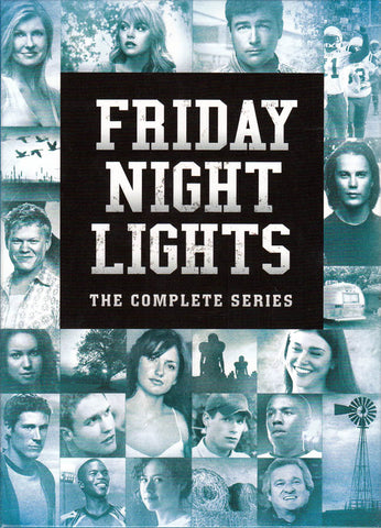 Friday Night Lights - The Complete Series (Boxset) DVD Movie