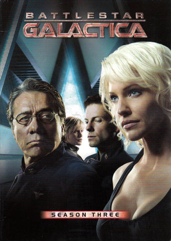 Battlestar Galactica - Season 3 (Boxset) DVD Movie