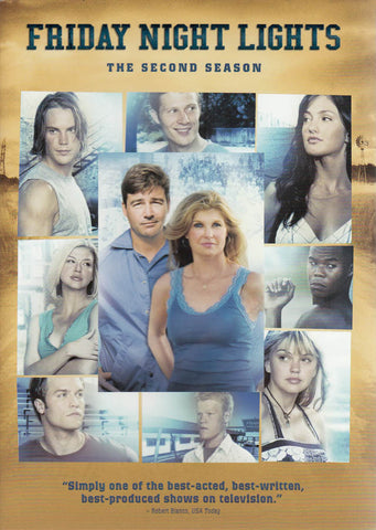 Friday Night Lights - The Complete Second (2nd) Season (Boxset) (Keepcase) DVD Movie