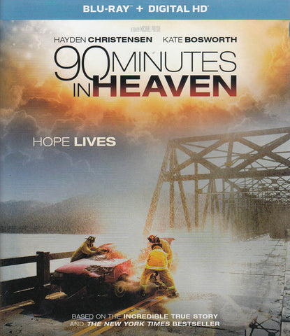90 Minutes in Heaven (Blu-ray) BLU-RAY Movie