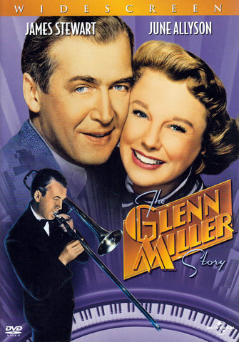 The Glenn Miller Story DVD Movie