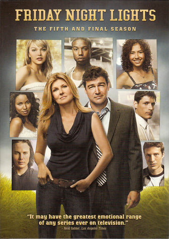 Friday Night Lights - The Fifth and Final Season (Boxset) DVD Movie