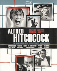 Alfred Hitchcock - Essentials Collection (Boxset) (Blu-ray) (Bilingual)