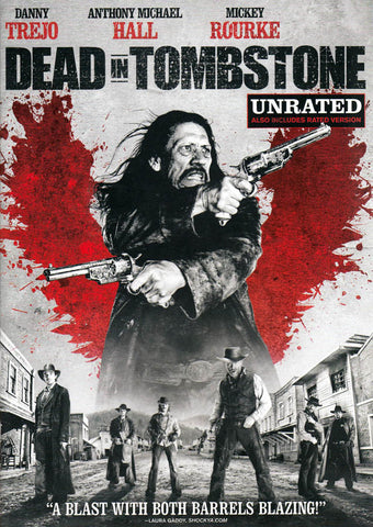 Dead in Tombstone (Unrated) DVD Movie