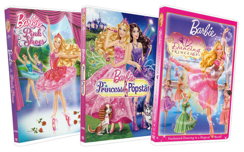 Barbie Collection # 6 (Bilingual) DVD Movie