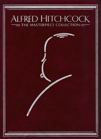 Alfred Hitchcock - The Masterpiece Collection (Boxset) DVD Movie
