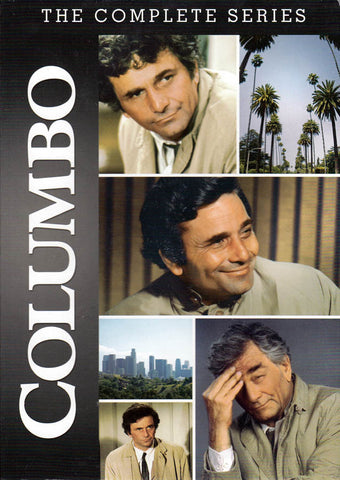 Columbo - The Complete Series (Boxset) DVD Movie