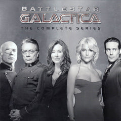 Battlestar Galactica: The Complete Series (Boxset)