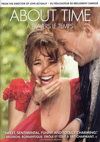 About Time (Bilingual) DVD Movie