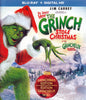 Dr. Seuss - How The Grinch Stole Christmas (Blu-ray + Digital HD) (Bilingual) DVD Movie