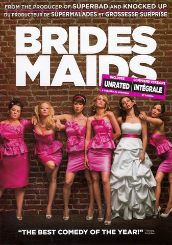 Bridesmaids [DVD + Digital Copy (Universal's 100th Anniversary) DVD Movie